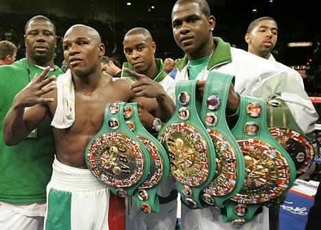5 WBC Divisions