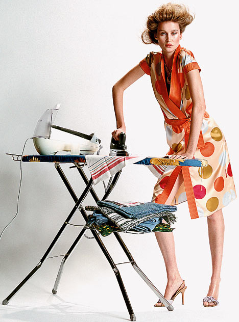 Delicious Ironing