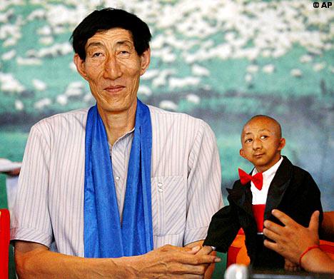 Ping Ping encontra Bao Xishun em 2007