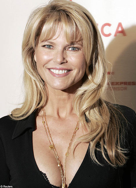 Christie Brinkley. Sweet. Peter Cook is a dolt. That is all.