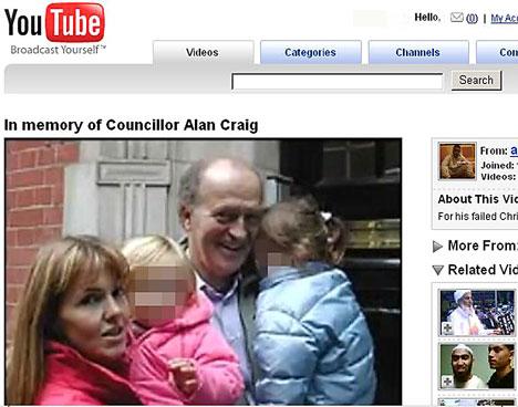 Alan Craig e la sua famiglia minacciata