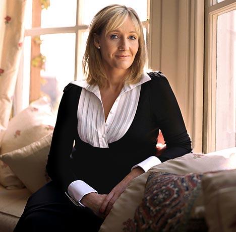 J.K. Rowling (PA)