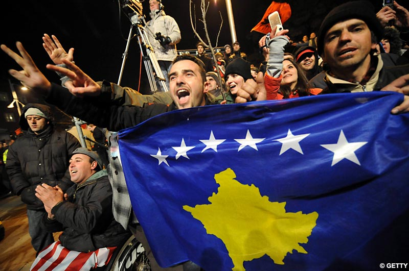 Kosovo state or province?