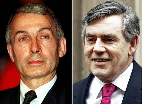 Frank Field could rally the troops against Gordon Brown.