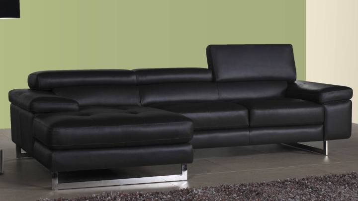 Cheap Black Leather Corner Sofa Uk Aecagraorg - Black leather corner sofa