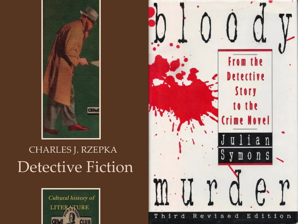 Detective Diction and Bloody Murder