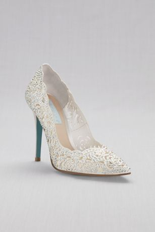Wedding Shoes Amp Bridal Shoes Davids Bridal
