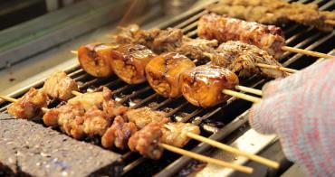 【台南美食】新鮮食材先炸後烤,搭配上獨家醬汁提味,晚餐消夜的好選擇:上榮新疆烤肉串