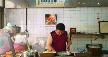 【台南美食】隱藏版的便當店,一不小心就錯過的古早味排骨飯:金園排骨