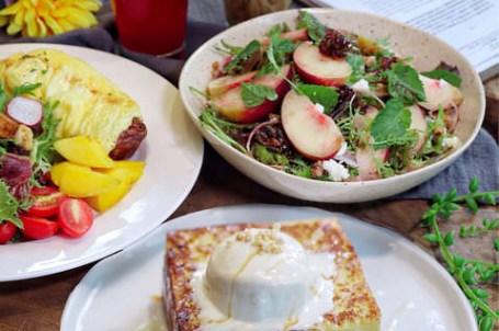 【台中x食記】多爾法式烘焙。台中七期最美麵包店。早午餐。麵包45元起/選項超過30種。附設停車場。