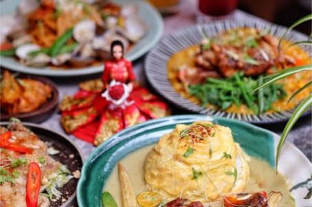 【台中x食記】N.N. ThaiThai。東海商圈平價泰式料理。吃飽兩百有找。學區美食。黃綠紅咖哩。