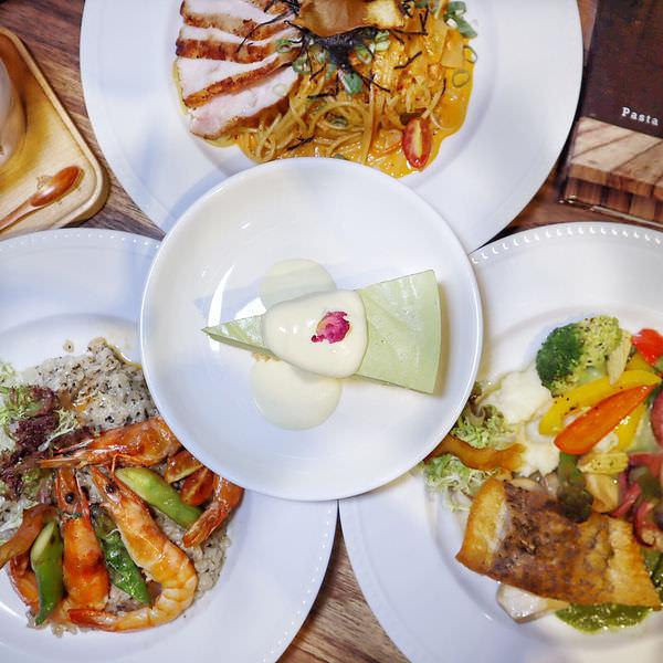【台北x食記】水礦Restaurant & Cafe。信義區的免服務費平價歐式風格餐廳。生日壽星優惠。