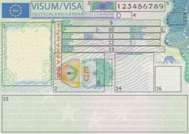 Шенгенская виза скомпрометировала себя