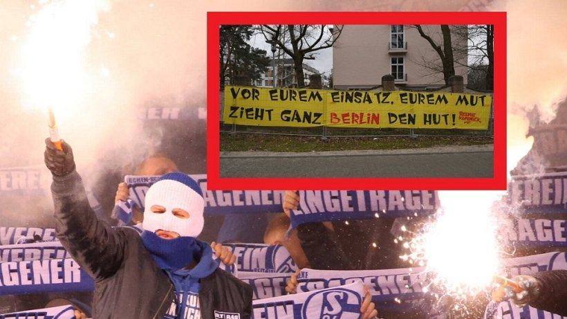 Fc Bayern Schalke Bvb Ultras Are Now Showing Their True Face World Today News
