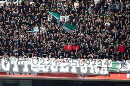koln gladbach kuriose banner das