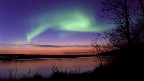Kfc Northern Lights
