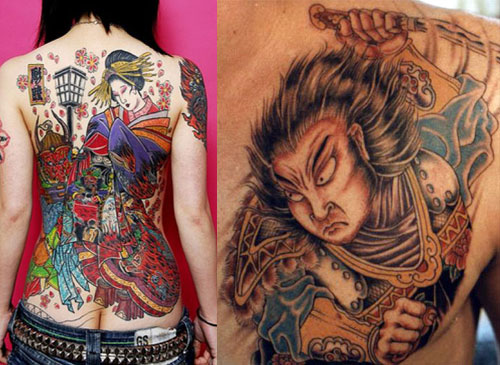 japanese artwork tattoos best friends tattoo