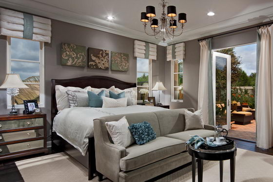 22 Beautiful And Elegant Bedroom Design Ideas