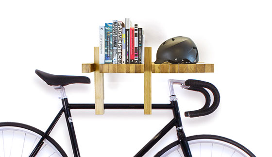 Fusillo: a Multi-functional Bookshelf