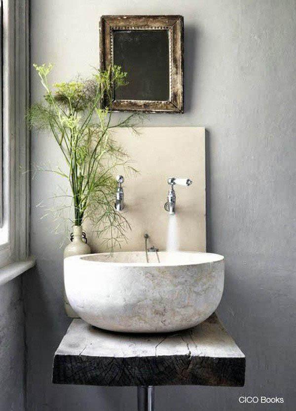 50 impressive and unusual bathroom sinks – design swan