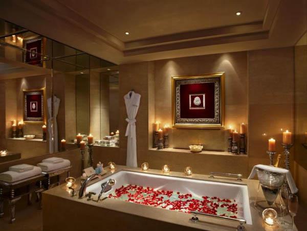 20 Romantic Bathroom Decoration Ideas For Valentines Day Design Swan