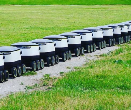 Starship Technologies and Dominos team up to start using robots to deliver pizzas in Europe | Worldwide Daily News |