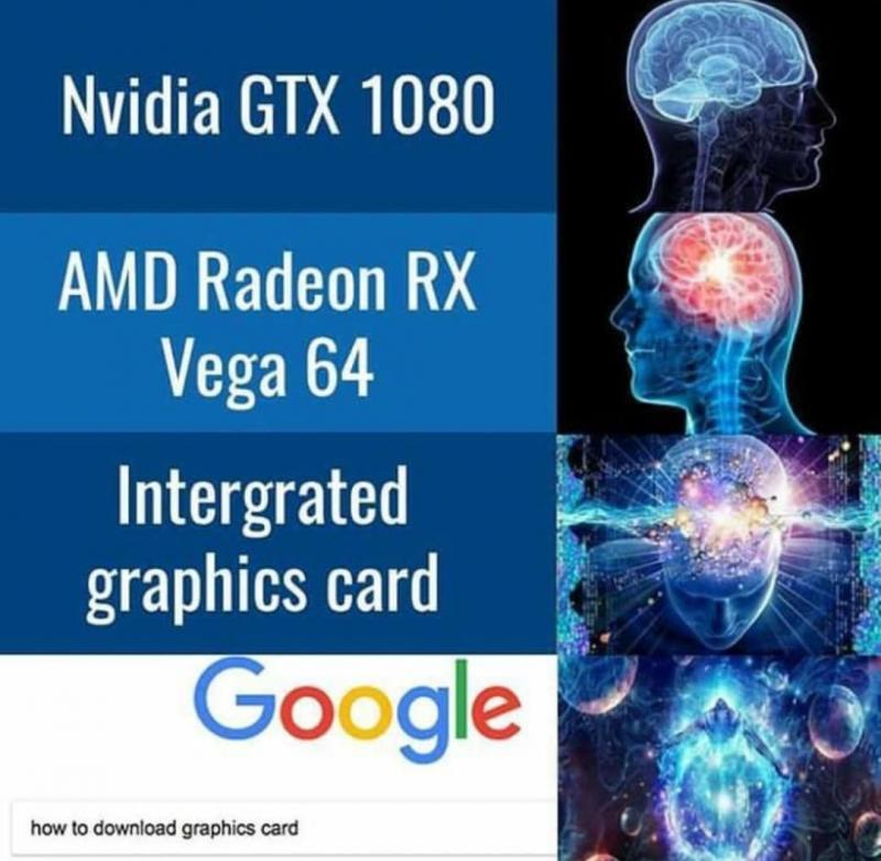 Graphics Card Memes Best Collection Of Funny Graphics Card Pictures