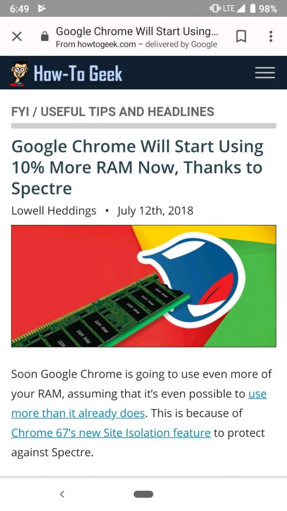 Chrome Chan When No Tabs Are Open More Ram When Chrome Chan Does
