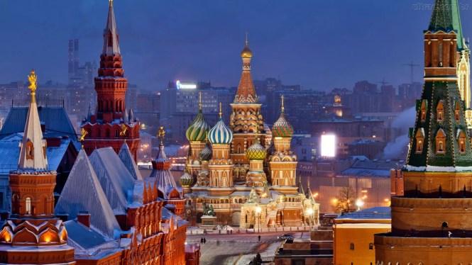 Resultado de imagem para Moscou, Rússia