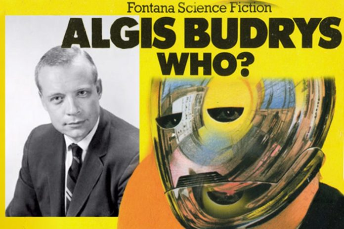 Image result for algis budrys