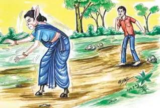 Image result for வர வர மாமியார் கழுதை போல ஆனாள்