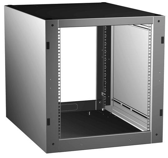network cabinet benchtop 19 rack steel rcsc series