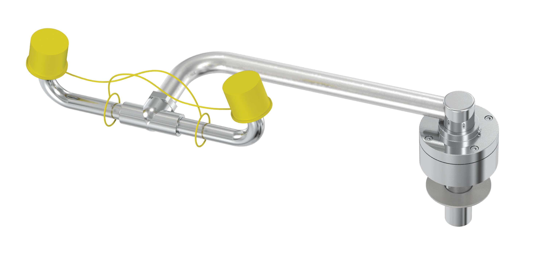 faucet mounted eyewash station s19