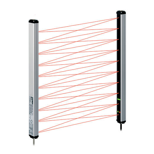 safety light curtain bwc series