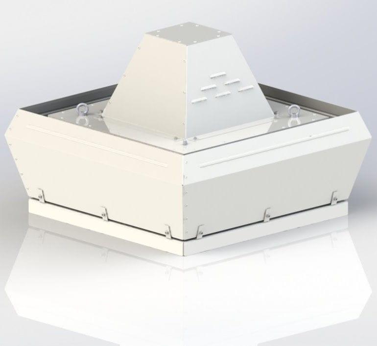 roof mounted fan vmc series venco