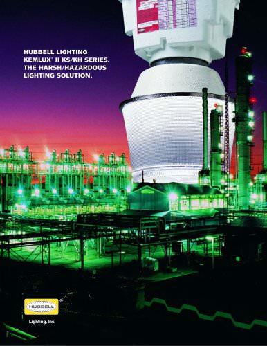 kemlux ii brochure hubbell industrial