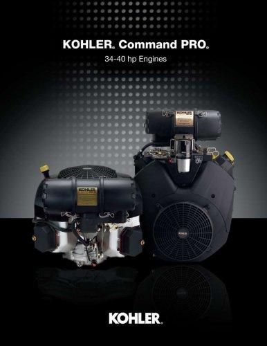 Ch 980 Gasoline Kohler Pdf Catalogs Technical Documentation Brochure