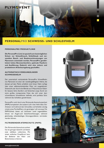 technischen broschuren von plymovent