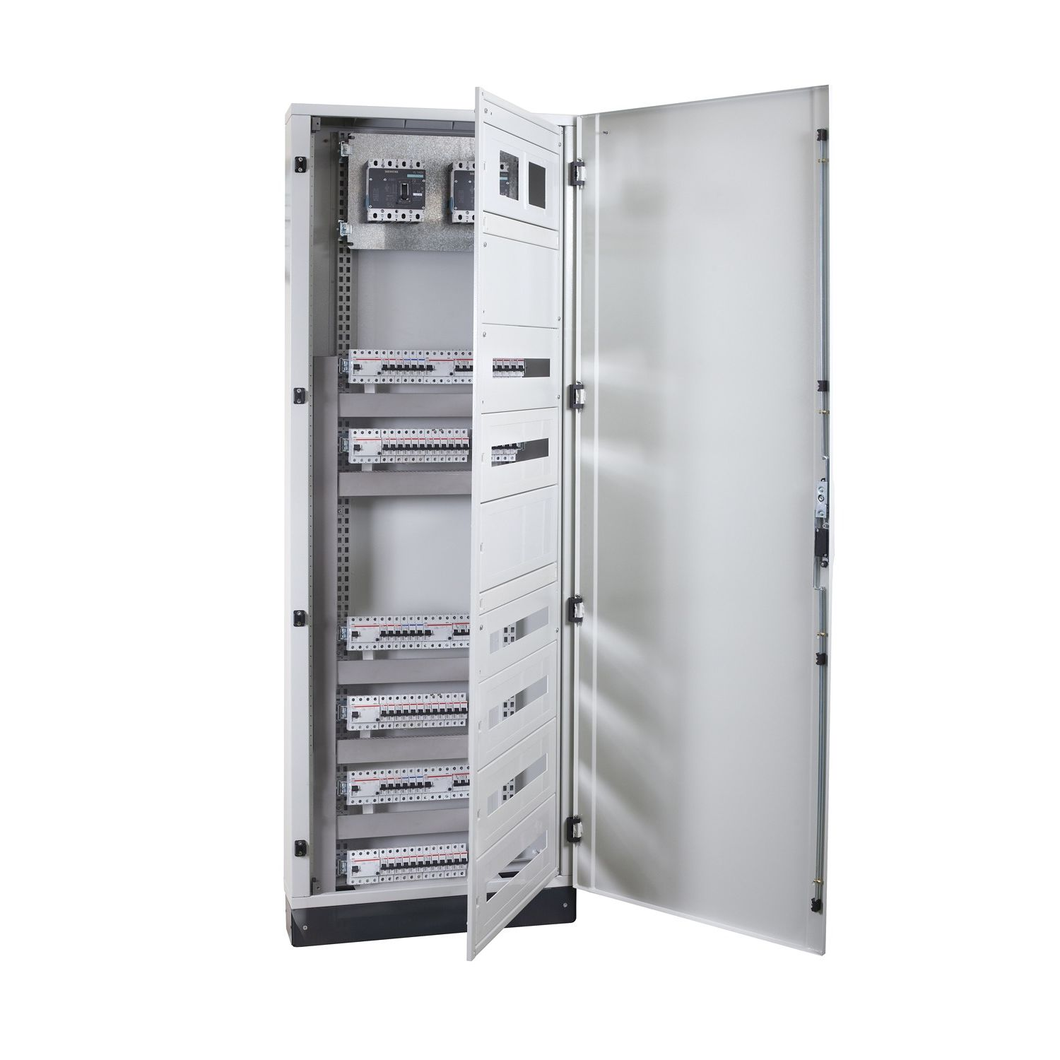 armoire electrique sur pied double porte simple porte floor standing distribution cabinets atlantic plus series