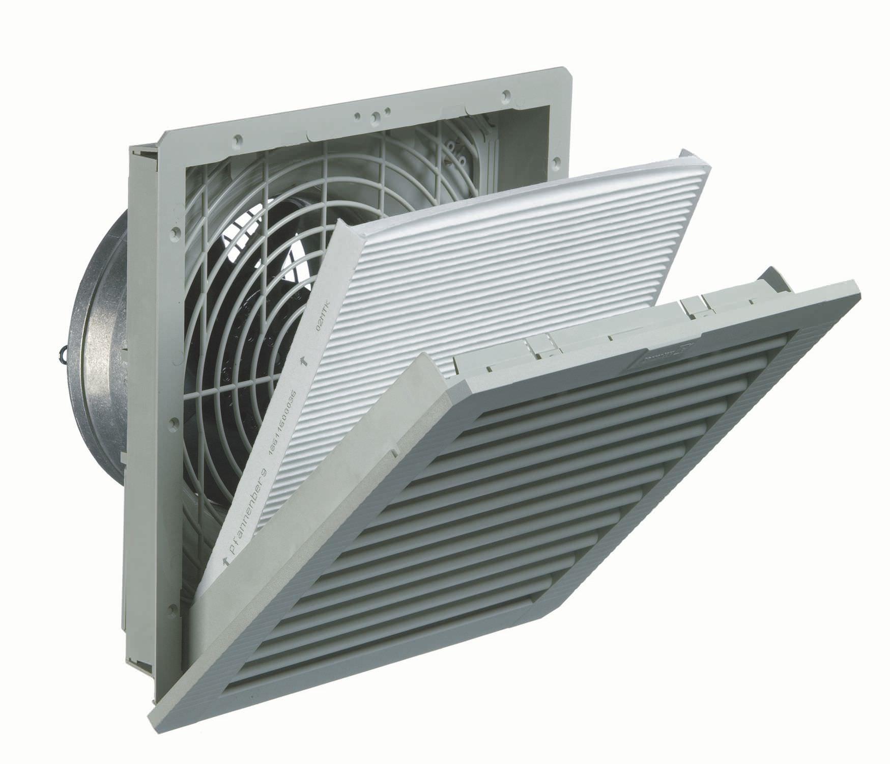 ventilateur pour armoire electrique axial ip54 ip55 pf 43 000
