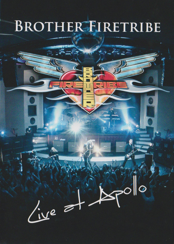 Brother Firetribe - Live At Apollo (2009, DVD) | Discogs