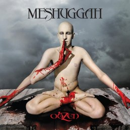 Meshuggah - obZen | Releases, Reviews, Credits | Discogs