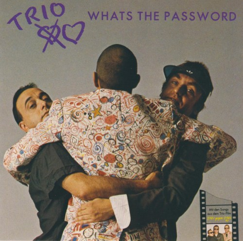 Trio - Whats The Password (1985, CD) | Discogs