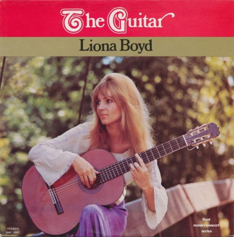 Liona Boyd – The Guitar (1973, Vinyl) - Discogs