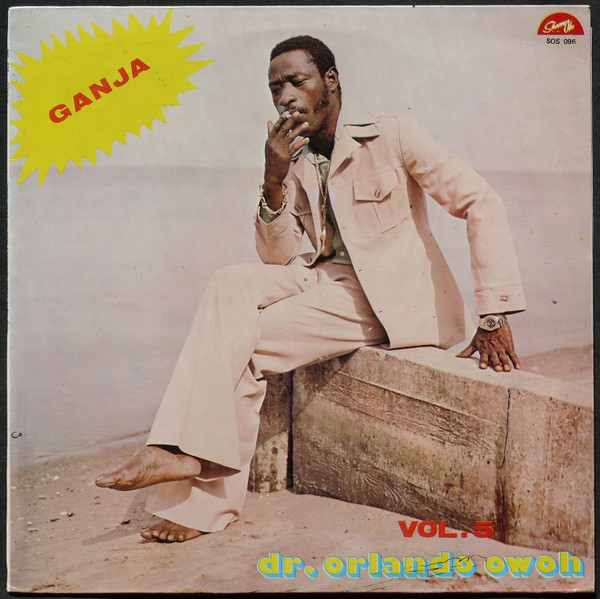 Orlando Owoh - Ganja
