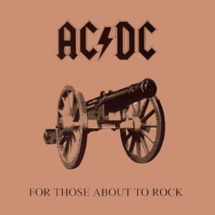 Bilderesultat for acdc for those about to rock we salute you