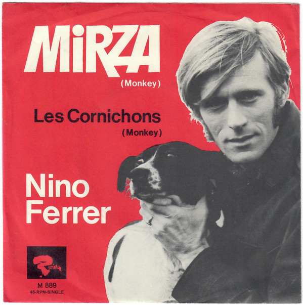 Nino Ferrer - Mirza | Releases, Reviews, Credits | Discogs