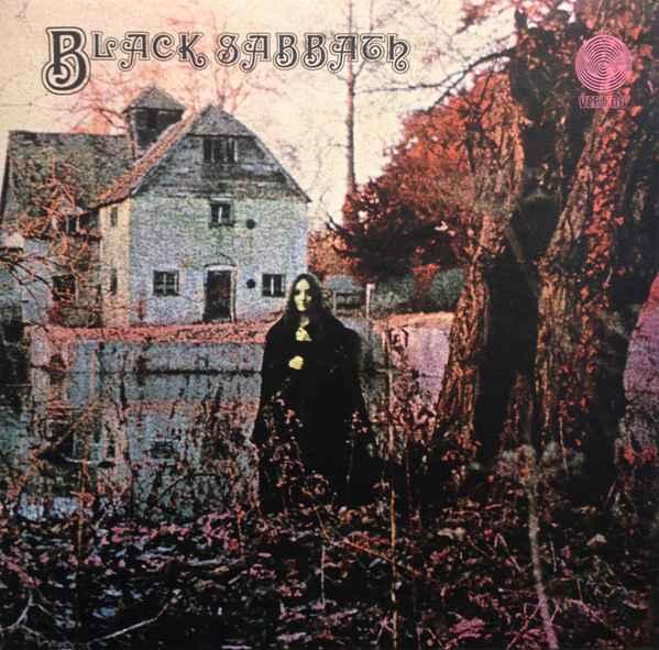 Black Sabbath Black Sabbath album cover