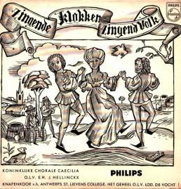 Koninklijke Chorale Caecilia, Het Knapenkoor Van Het Sint Lievens College,  Lodewijk de Vocht – Zingende Klokken - Zingend Volk (Vinyl) - Discogs