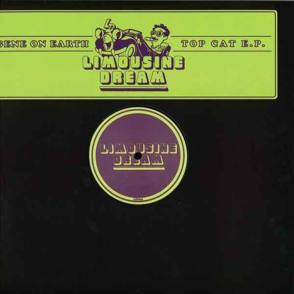 Gene On Earth - Top Cat E.P. album cover